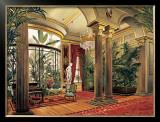 Salle des Colonnes Prints by Sebastien Duval