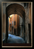 Siena Alley I Prints by Jim Chamberlain