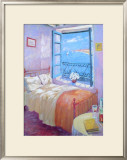 Bedroom Prints by Paula Nightingale