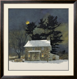 Moon Shadows Posters by Peter Sculthorpe