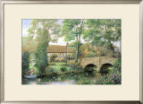 River Cottage Prints by Alexander Sheridan