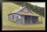 Ridgeway Grocery Art by Kathleen Green
