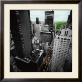 47th Floor Print by Anne Valverde