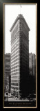 New York - Flatiron Building Prints