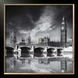 Westminster Palace Posters by Jurek Nems