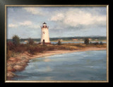 Edgartown Lighthouse Prints by Todd Williams