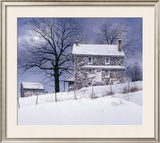 One Candle Poster by Ray Hendershot