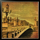 Paris Romance Art by Julia Casey