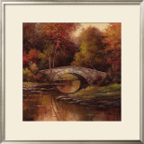 Stone Bridge Prints by T. C. Chiu