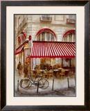 Cafe de Paris II Prints by Noemi Martin