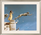Gargoyles Posters by Michael Parkes