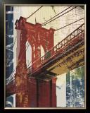Into Manhattan II Prints by Noah Li-Leger