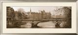 Pont Phillipe Prints by Milla White
