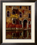 Venetian Veranda Posters by L. Sollazzi