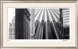 Urban Reflections I Limited Edition Framed Print by Anthony Tahlier