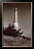 Barnegat Lighthouse Print by Robert Homan