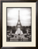 Eiffel no.1 Print by Timothy Wampler