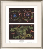 Ornamental Motifs Posters by Michelangelo Pergolesi