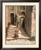 Provence Arch II Print by Jerry Georgeff