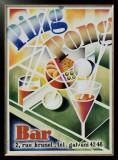 Ping Pong Bar Posters
