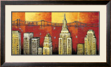 Manhattan I Art by David Stewart
