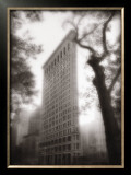 Flatiron, New York Poster by Timothy Wampler