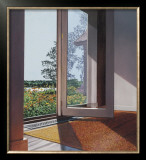 Small Flowered Doorway, c.1996 Posters by Alice Dalton Brown