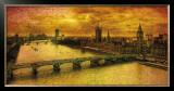 Remembering London Prints by Julia Casey