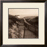 Dune Fence Art by Christine Triebert