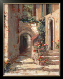 Provence Arch I Posters by Jerry Georgeff