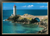Phare du Minou Prints by Erik Brin