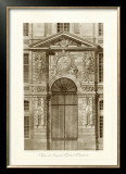 Ornamental Door II Prints by Marcel Lambert