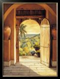 Mar Vista Poster by Eduardo Moreau