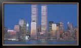 World Trade Center 1973-2001 Art by Richard Berenholtz