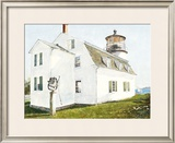 Lighthouse with Bell Posters by Thomas LaDuke