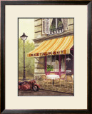 Restaurant Prints by Eduardo Escarpizo
