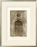 Ornamental Door I Prints by Marcel Lambert