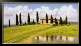 Tuscan Hillside no. 5 Prints by Jim Chamberlain