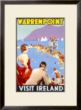 Warrenpoint Framed Giclee Print