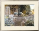 Garden Terrace Prints by Piet Bekaert