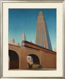 Overpass Prints by Robert LaDuke