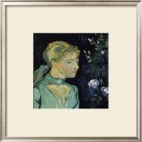 Adeline Ravoux Prints by Vincent van Gogh