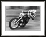 1976 San Jose Mile Framed Giclee Print by Dan Mahony