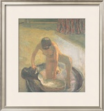 Le Bain Limited Edition Framed Print by Pierre Bonnard