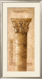 Sepia Column Study II Art by Javier Fuentes