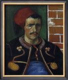The Zouave, Bust Posters by Vincent van Gogh