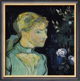 Adeline Ravoux Posters by Vincent van Gogh