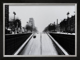 Driving by Clignancourt, Wide Prints by Manabu Nishimori