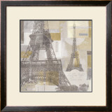 Eiffel Tower III Posters by  Pela & Silverman