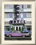 Miami, South Beach Prints by Joseph Sohm